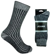 2-pack Jeanssocka