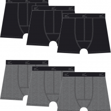 3-pack herrboxer basic