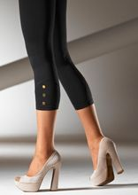 Superfynd! 100 den Rivet caprileggings