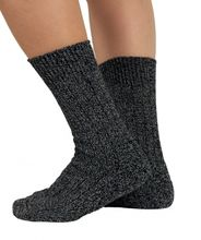 Superfynd! 2-pack grov workersock ull