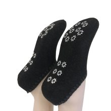 Bamboo slipper steps
