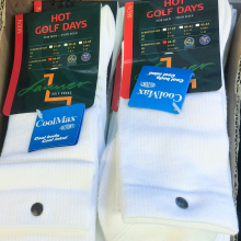 Fynd! Lanner socks Hot golf days herr