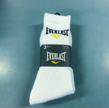 Superfynd! 3-pack sportsocka EVERLAST
