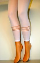 Superfynd! Neat stripe leggings