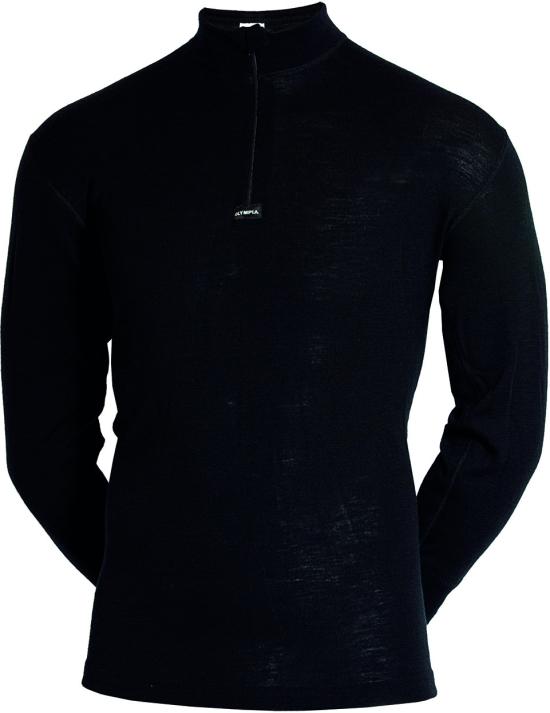 Långärmad polotröja herr Ull i gruppen Underkläder   Herr   Övriga  herrunderkläder hos Gus Textil AB b46e92b2617aa