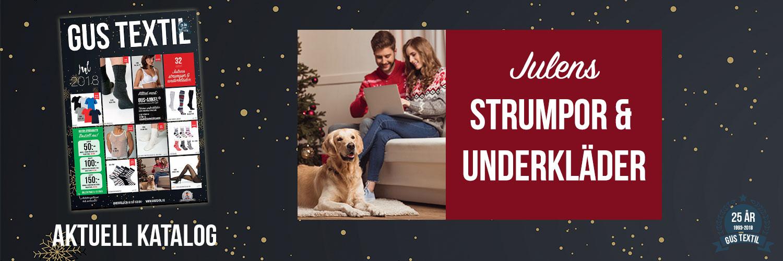 Julens strumpor och underkläder